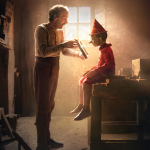 Spellbinding reimagining of Pinocchio a must see for movie buffs!
